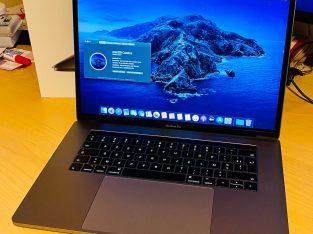 MacBook Pro 15 Touchbar Mi-2017 Space Grey