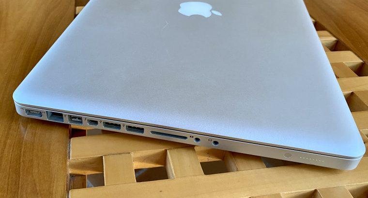 MacBook Pro 15 mi-2012 i7 2.6GHz