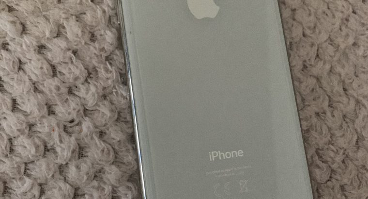 iPhone X 64 gris sidéral