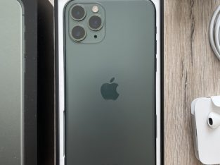 Apple iPhone 11 Pro 64Go vert nuit
