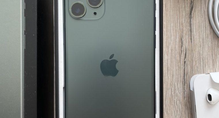 Apple iPhone 11 Pro 64Go vert nuit