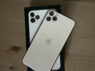 iPhone 11 Pro Max 256Go Or + Apple Care+ 1an