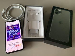iPhone 11 Pro 256Go Vert Nuit