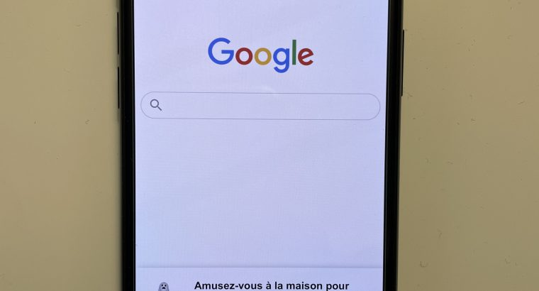 iPhone 11 Pro 256 Go vert minuit (parfait état)