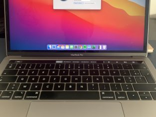 MacBook Pro 13″ 2018 Touch Bar – 512Go 8GB