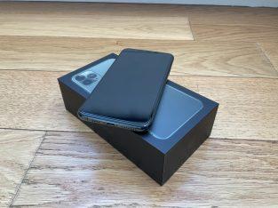 iPhone 11 Pro Max 256Go Vert nuit