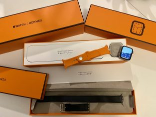 Montre Apple Watch4 Hermes GPS + cellulaire 40mm