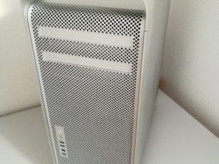 Mac Pro 2008 – 2 x Intel Xeon Quad Core 2,80 GHz