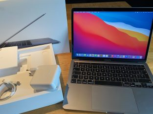 MacBook Pro 13 2020 i5 gen10 16go 512Go SSD