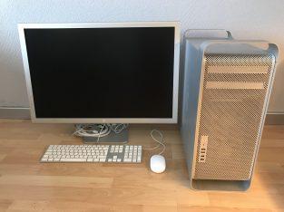 Mac Pro 2 X 3 Ghz Quad Core Intel Xéon