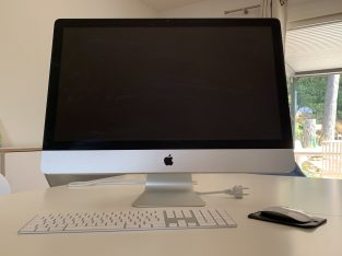 iMac 27″ TBE 16Go 1,2To • mid-2010
