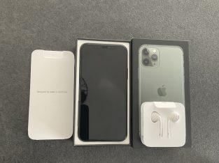 iPhone 11 Pro 64 Go vert nuit – Neuf facture