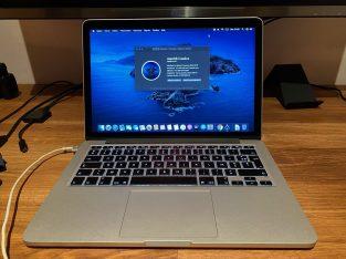 Macbook Pro Retina 13 128Go (Debut 2015)