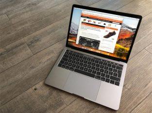 MacBook Pro 15 pouces 256Go 2017 i7