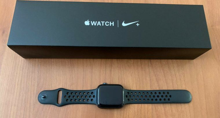 Apple Watch S4 Nike 44MM