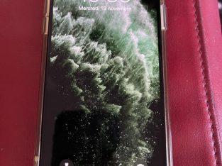 iPhone 11 Pro Max 512Go Vert nuit