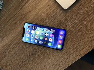 iPhone XS Max 256Go Argent