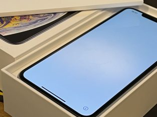 iPhone XS Max Silver 64Go