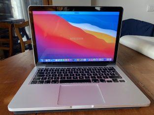Macbook pro 13″ – i5 2,6GHz – 8GO – SSD512Go