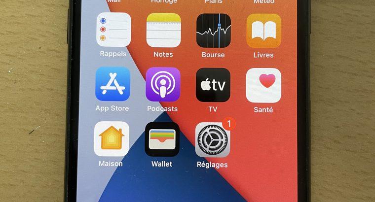 iPhone 11 Pro 256 Go gris sidéral avec AppleCare+