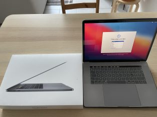 MacBook Pro Touch Bar – 15 Pouces – SSD 256