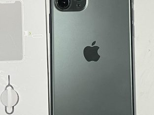 iPhone 11 Pro – 256Go vert nuit