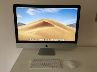 iMac 27″ 5K Core i5 3,5Ghz Fusion Drive 1To 16Go