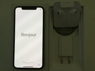 iPhone X – 256Go