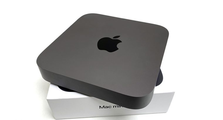 Mac Mini 2019 – Intel i7 3.2 Ghz / 32Go RAM-512Go