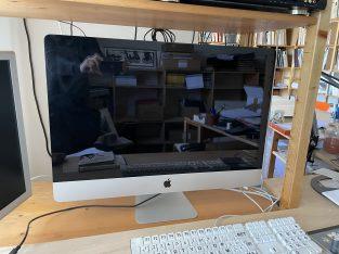 Vends iMac 27pouces mi-2010 Core i3 3.2GHZ 4Go RAM