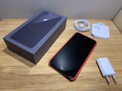 A vendre IPhone 8 Plus 64Gigas parfait état