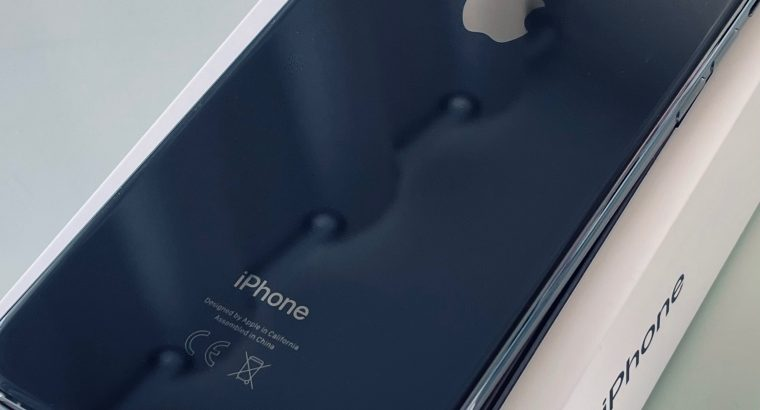 iPhone XS Max 256Go Gris sidéral – Comme neuf