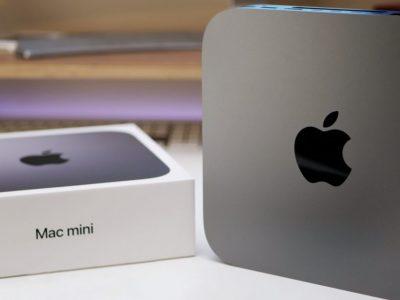Mac Mini 2019 (Config MAX 64Gb RAM + 1TB + I7 3,2)