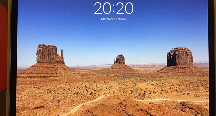 Ipad pro 12.9 3ieme génération wifi 256