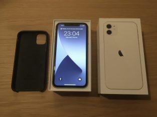 iPhone 11 128Go blanc