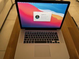 MacBook Pro retina 15 fin 2013