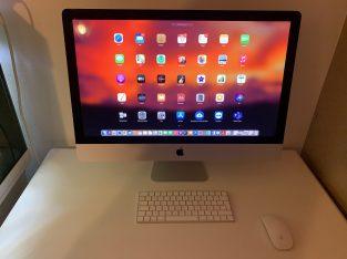 Vend iMac Retina 5K 27 pouces acheté en 2019