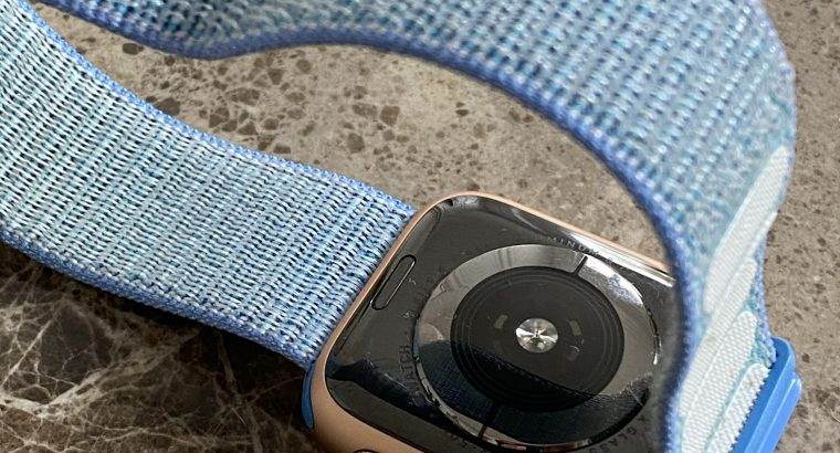 Apple Watch série 4 – 44 mm