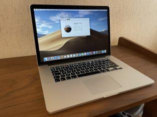 MacBook Pro Retina 15″ mi-2015