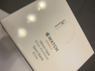 Apple Watch series 3 Aluminium Cellular 38mm