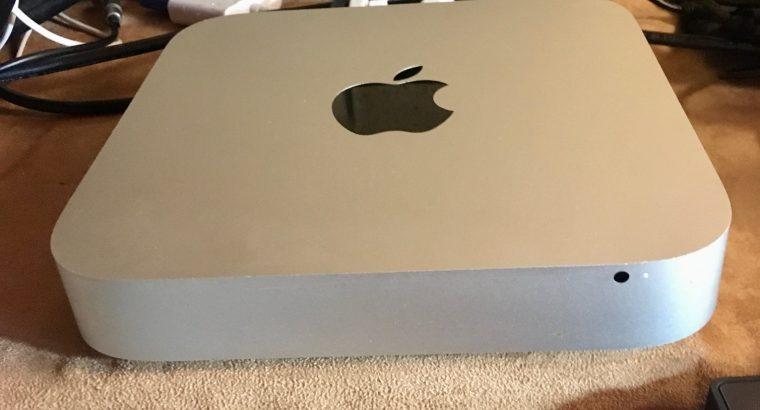 Mac Mini I5 1To SSD 8Go ram