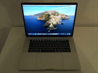 MacBook Pro Touch Bar 15″ i7 2,7Ghz SSD 512Go 16Go