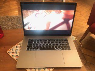 MacBook Pro 15» i7 2.6 Ghz 16GB 512GB SSD