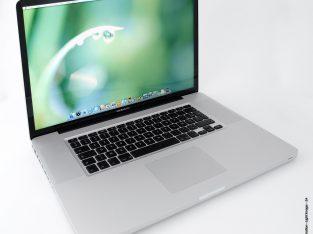 MacBook Pro 17 pouces, mi 2009