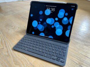 Tablette Apple iPad Pro 2018 12.9 pouces + clavier
