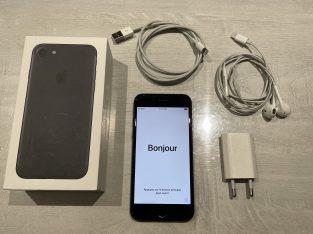 iPhone 7 – 32Go Noir
