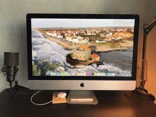 iMac 27 5K i5 2019 3,7 8GO 512SSD RX580X