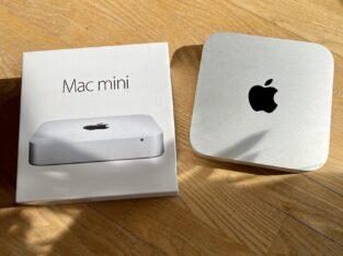 Mac mini (fin 2014) + clavier Wireless Keyboard