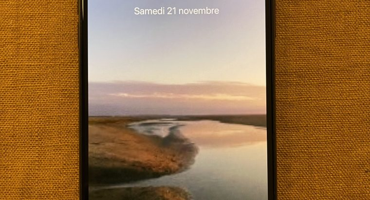 IPhone XS Max 512 Go Noir sidéral