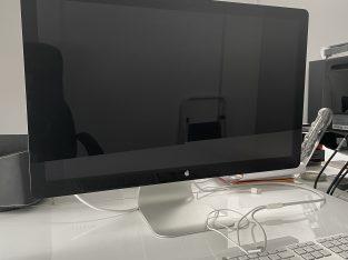 Ecran Apple Thunderbolt Display 27 pouces